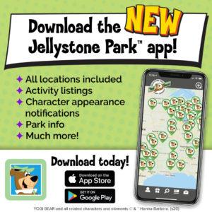 jellystone park app info